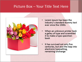 Christmas or festive paper PowerPoint Templates - Slide 13