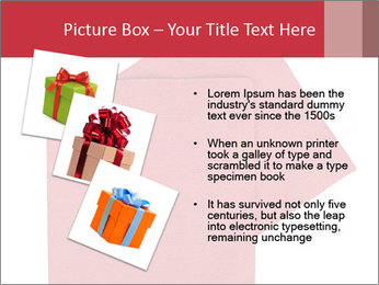 Christmas or festive paper PowerPoint Template - Slide 17