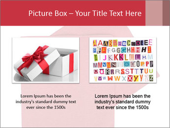 Christmas or festive paper PowerPoint Template - Slide 18