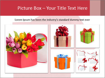 Christmas or festive paper PowerPoint Template - Slide 19