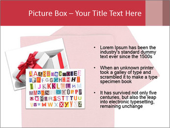 Christmas or festive paper PowerPoint Template - Slide 20