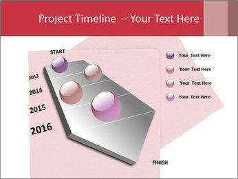 Christmas or festive paper PowerPoint Template - Slide 26