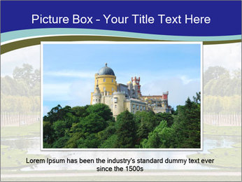 The beautiful castle PowerPoint Templates - Slide 16