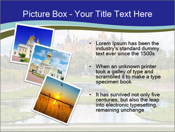 The beautiful castle PowerPoint Templates - Slide 17