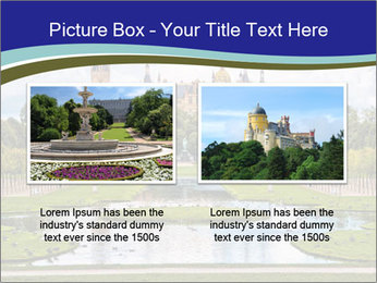 The beautiful castle PowerPoint Templates - Slide 18