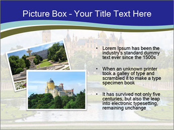 The beautiful castle PowerPoint Templates - Slide 20