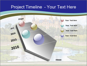The beautiful castle PowerPoint Templates - Slide 26
