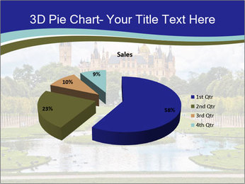 The beautiful castle PowerPoint Templates - Slide 35