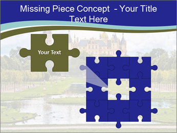 The beautiful castle PowerPoint Templates - Slide 45