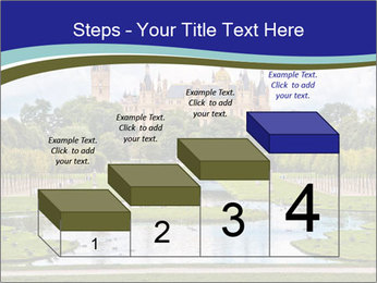 The beautiful castle PowerPoint Templates - Slide 64
