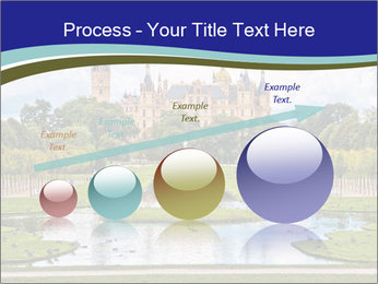 The beautiful castle PowerPoint Templates - Slide 87