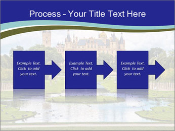 The beautiful castle PowerPoint Templates - Slide 88