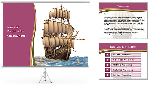 0000087917 PowerPoint Template