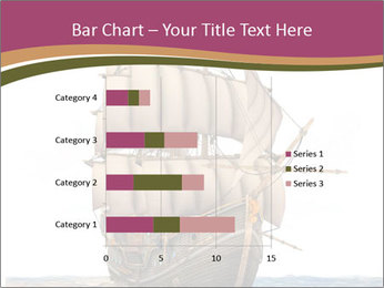 Vintage wooden tall ship PowerPoint Template - Slide 52