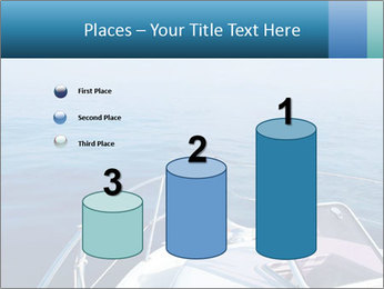 Blue sea boat PowerPoint Templates - Slide 65
