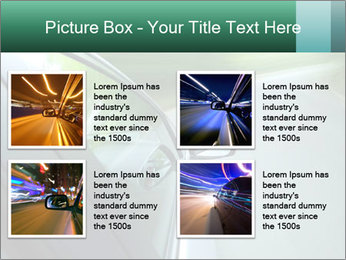 Driving PowerPoint Template - Slide 14