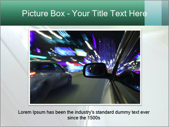Driving PowerPoint Template - Slide 15
