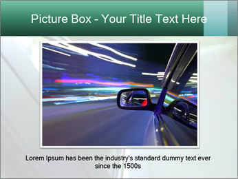 Driving PowerPoint Template - Slide 16