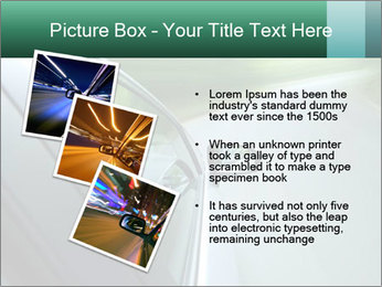 Driving PowerPoint Template - Slide 17