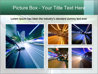 Driving PowerPoint Template - Slide 19