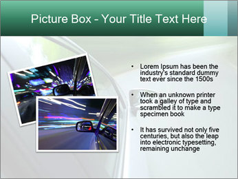 Driving PowerPoint Template - Slide 20