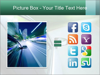 Driving PowerPoint Template - Slide 21