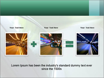 Driving PowerPoint Template - Slide 22