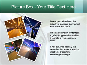 Driving PowerPoint Template - Slide 23