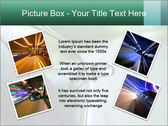 Driving PowerPoint Template - Slide 24