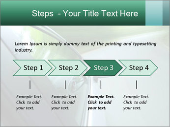 Driving PowerPoint Template - Slide 4