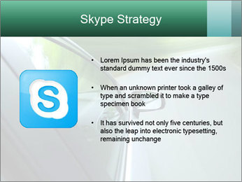 Driving PowerPoint Template - Slide 8
