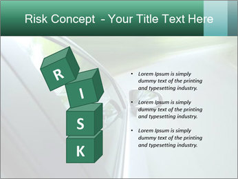Driving PowerPoint Template - Slide 81