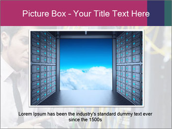 Young business man PowerPoint Template - Slide 15