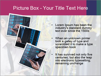 Young business man PowerPoint Template - Slide 17