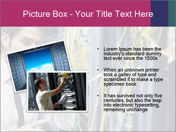 Young business man PowerPoint Template - Slide 20