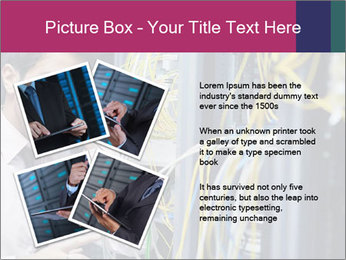 Young business man PowerPoint Template - Slide 23