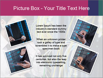 Young business man PowerPoint Template - Slide 24