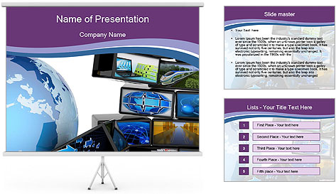0000087923 PowerPoint Template