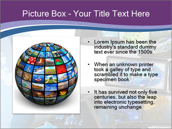 Global media PowerPoint Template - Slide 13