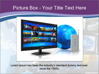 Global media PowerPoint Template - Slide 16