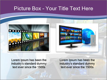 Global media PowerPoint Template - Slide 18