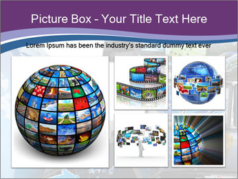 Global media PowerPoint Template - Slide 19