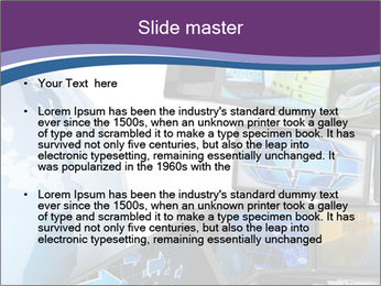 Global media PowerPoint Template - Slide 2