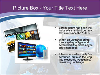 Global media PowerPoint Template - Slide 20