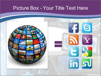 Global media PowerPoint Template - Slide 21