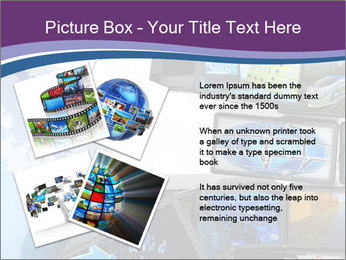 Global media PowerPoint Template - Slide 23