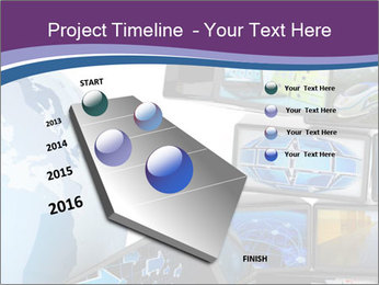 Global media PowerPoint Template - Slide 26
