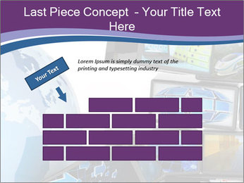 Global media PowerPoint Template - Slide 46