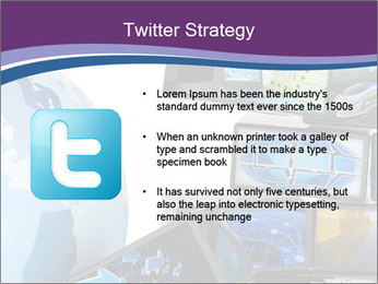 Global media PowerPoint Template - Slide 9