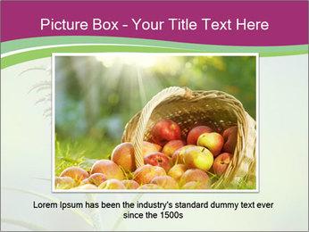 Little pineapple PowerPoint Template - Slide 15